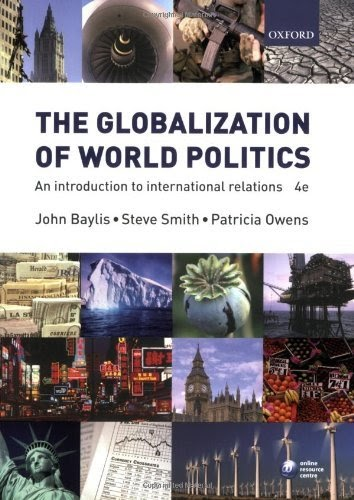 Globalization of world politics 5th edition pdf download