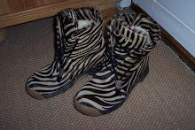 De dejligste støvler..