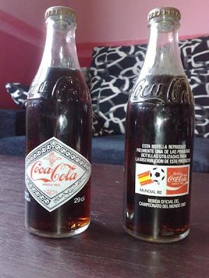 Coca-Cola - España - Mundial 82 - el fancine - el gastrónomo - el troblogdita - ÁlvaroGP