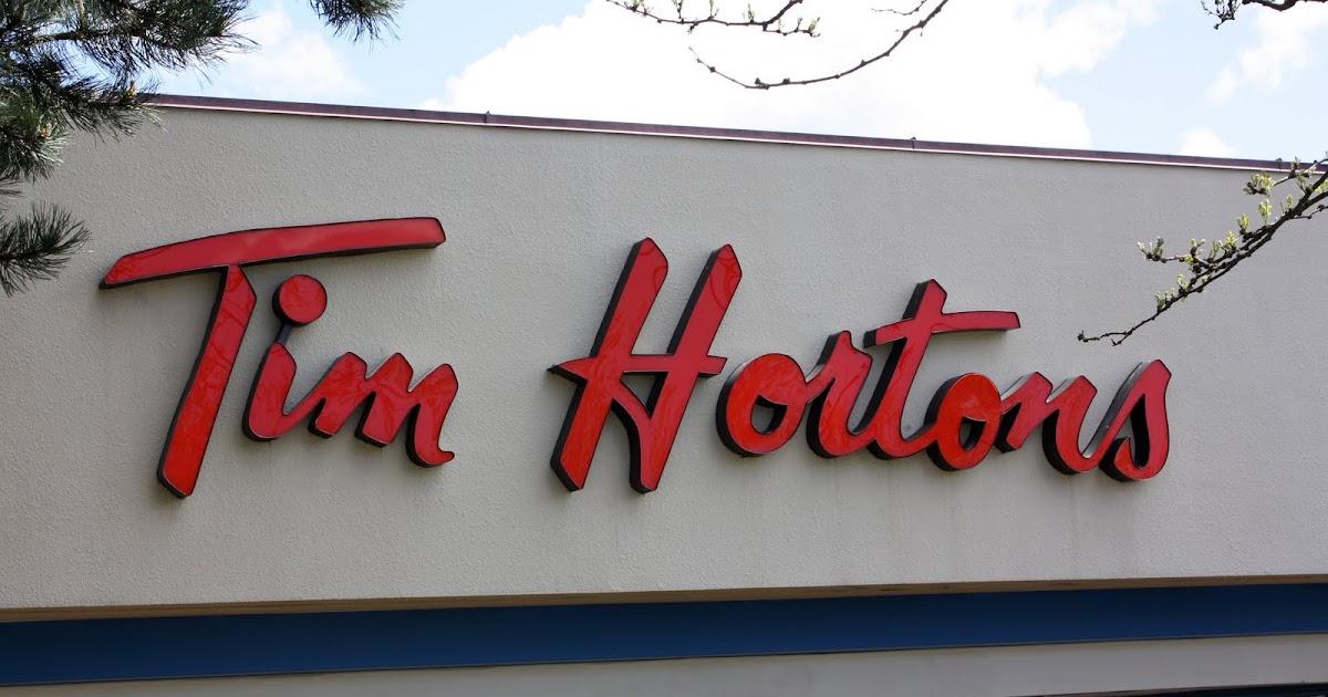 Sherman S Food Adventures Tim Horton S