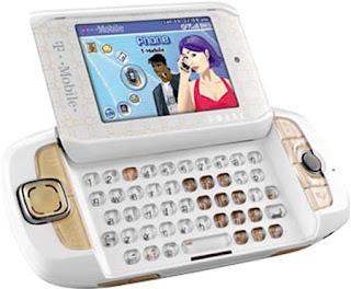 T Mobile Sidekick Iii D