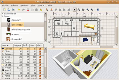 Parola di gancjo sweet home 3d ti aiuta a disegnare la for Disegnare la casa