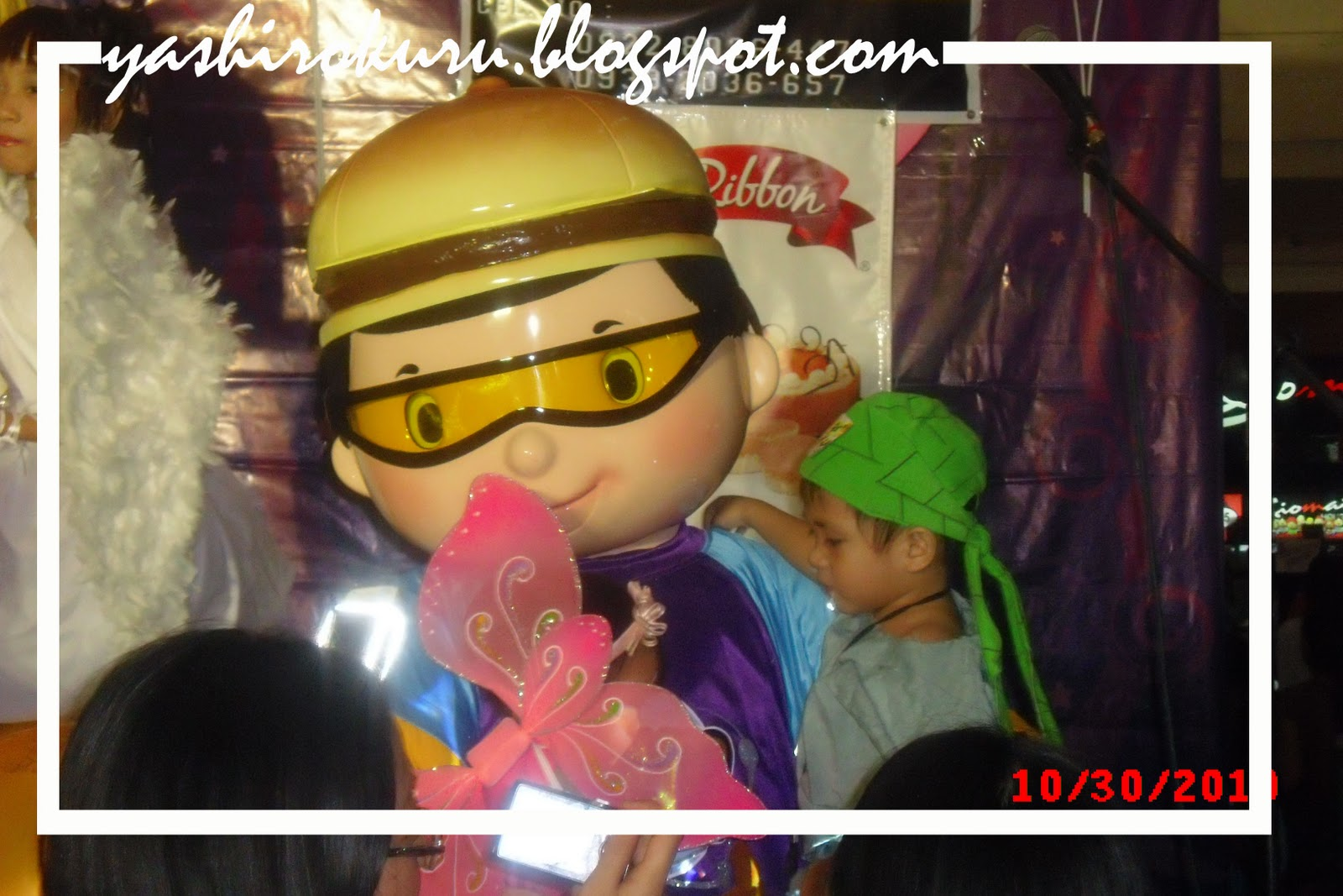 Jollibee Kids Club Halloween Party Daddy Yashiro S Journal