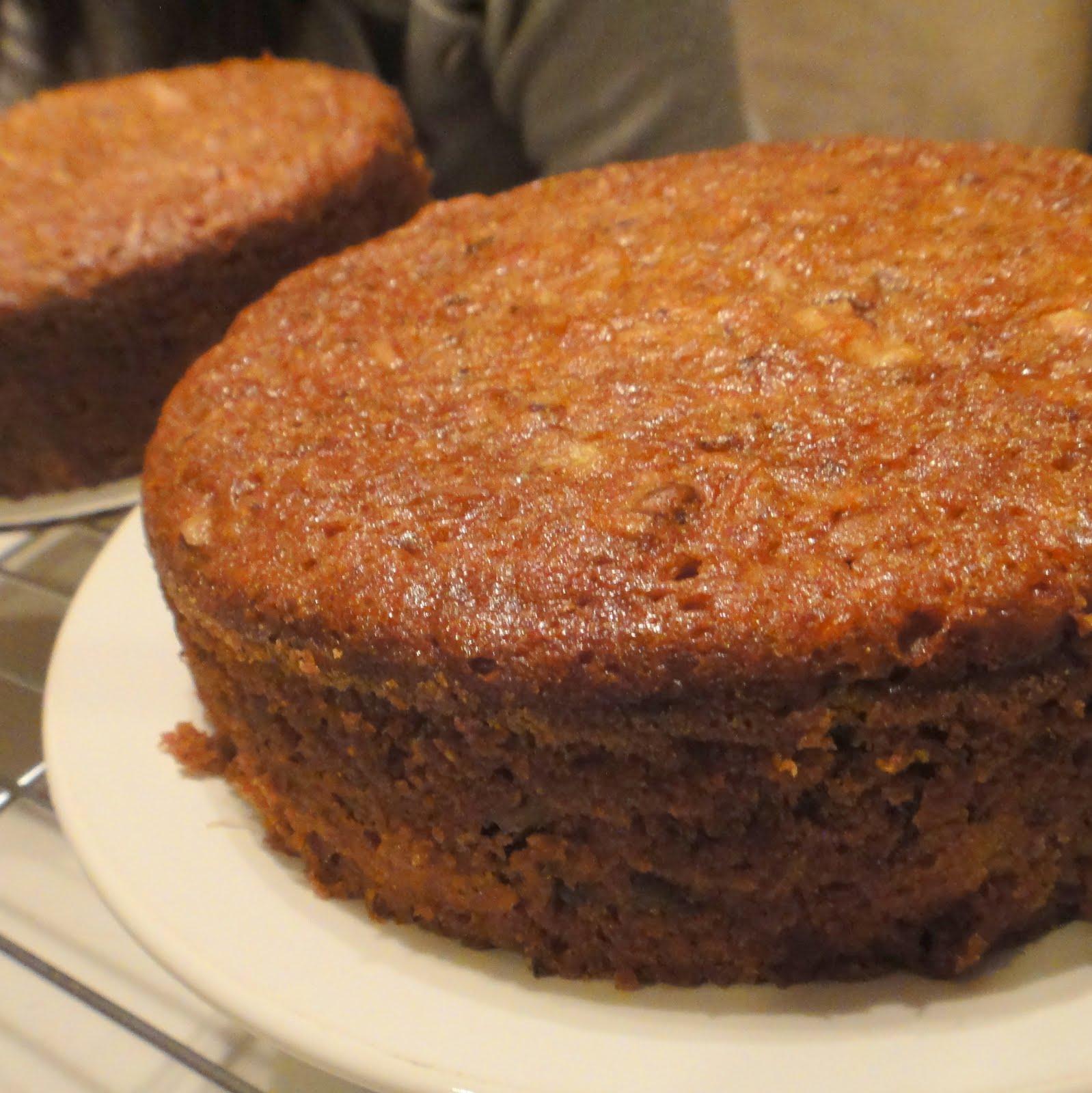 Cook Yu Cook Mi Moist Carrot Cake From Scratch