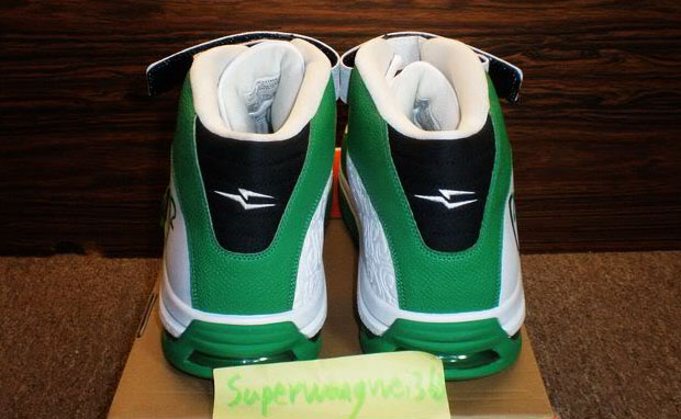finest selection 8be71 5a1a1 Sole Collector Forums This size 15 sample is the same model Pierce wore in  his 2008 Finals MVP performance .