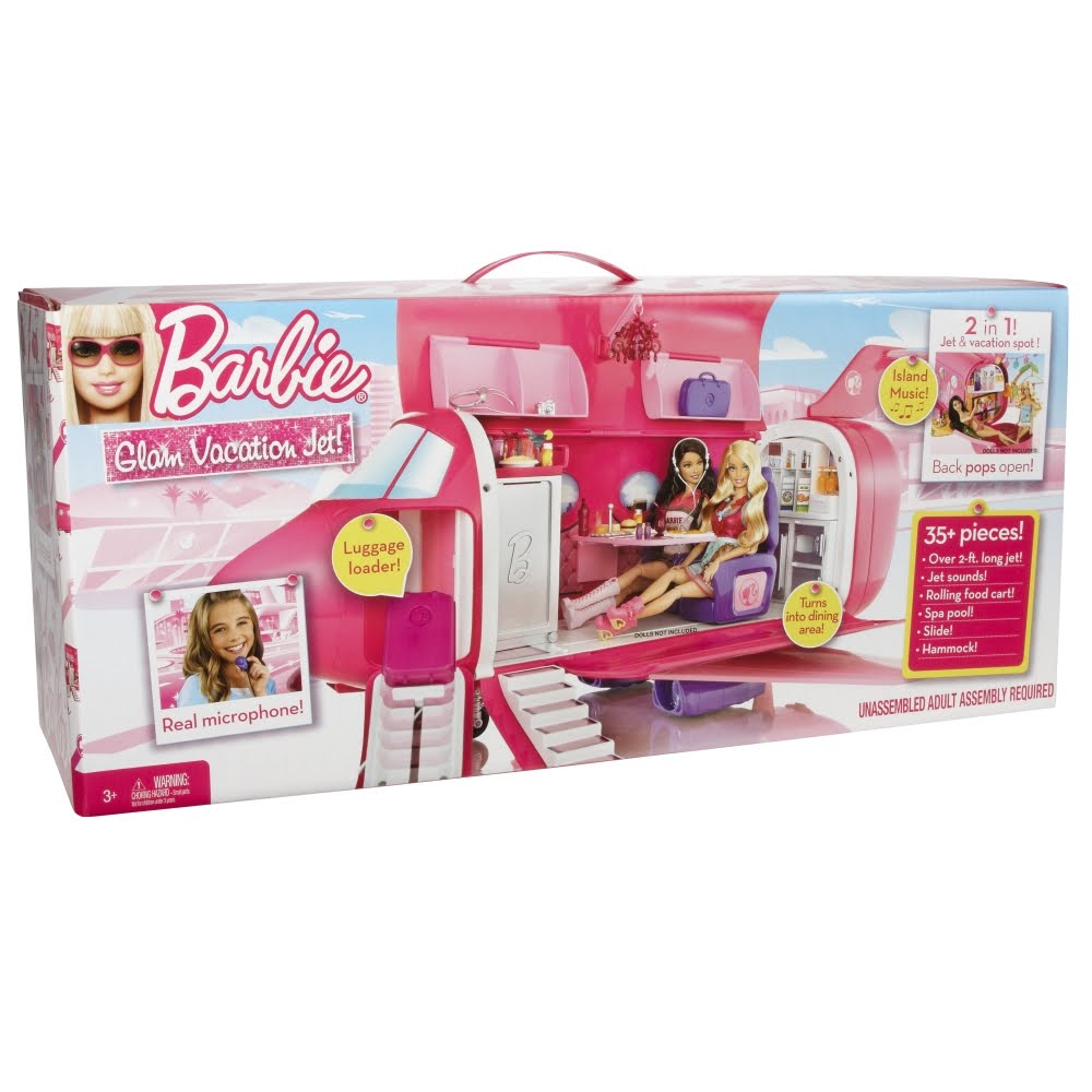 Barbie Barbie Glam Vacation Jet