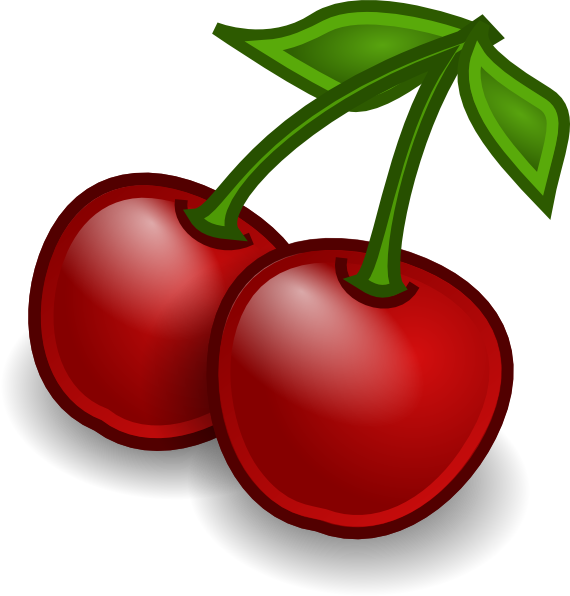 sweet fruits: cartoon fruits