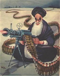 گفتگو با امام مرده!
