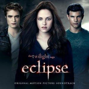 Crepúsculo Eclipse Banda sonora de la película - Canciones de la película Crepúsculo Eclipse