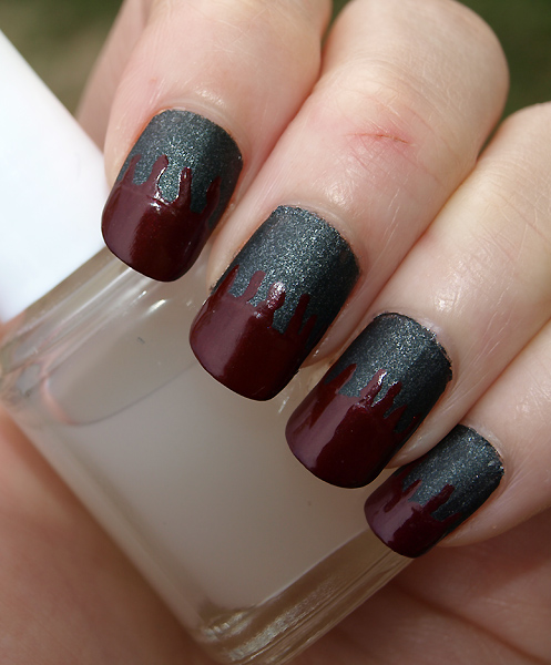 Nails in my Coffin: Holy Cow, Everyday is Halloween?