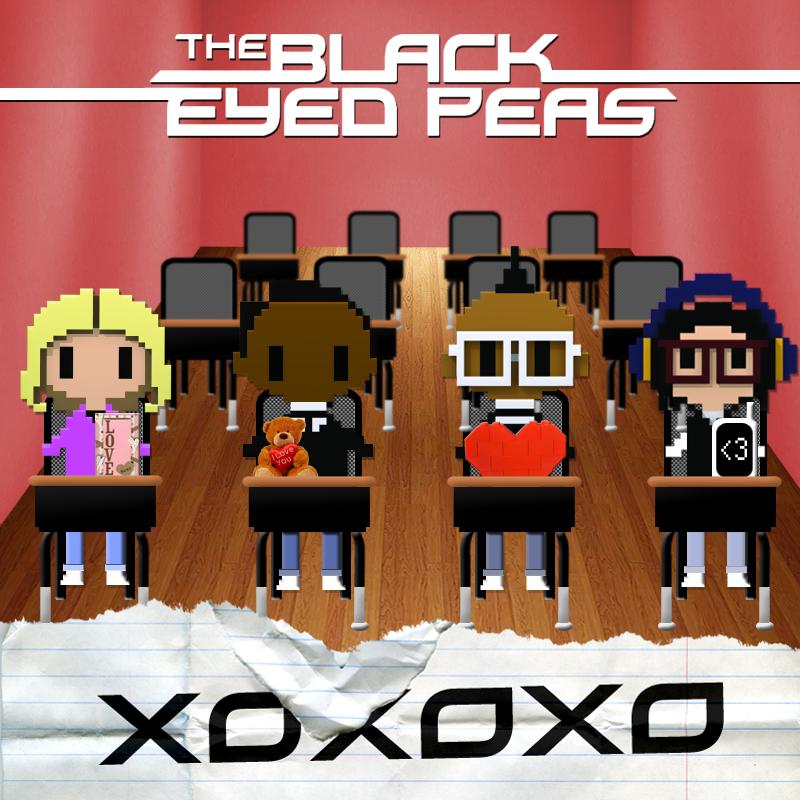 The Black Eyed Peas - XOXOXO | Fan Made Album Cover ...