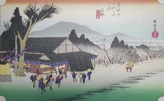 3.Ishibe(石部)