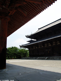 Symphony of the buildings, at Toji Temple, in Kyoto