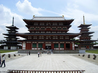 Yakushiji Temple, Nara sightseeing
