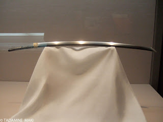 Sword, Kyoto sightseeing