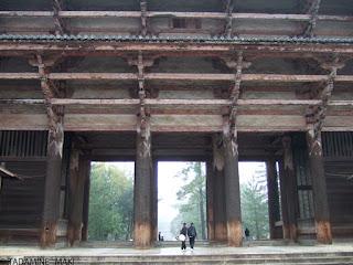 Todaiji, Temple