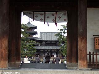 Horyuji Temple, Nara