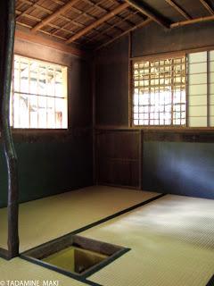 A tea house, at Koto-in, Daitoku-ji