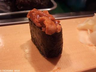 Sushi restaurant, Kyoto