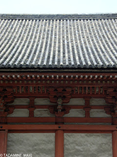 Japanese architecture, Toji Temple, Kyoto