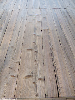 Wooden floor, at Tofukuji Temple, in Kyoto
