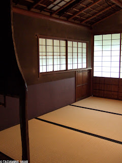 A tea house at Daitokuji Temple, Kyoto