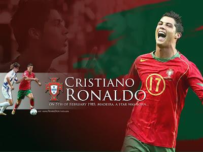cristiano ronaldo wallpaper nike. Cristiano Ronaldo 17-Portugal