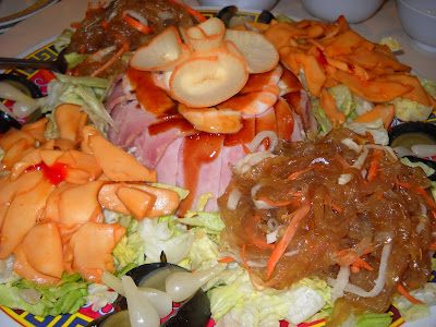 Big Fin Seafood Kitchen Menu