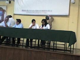 mesa de discusion