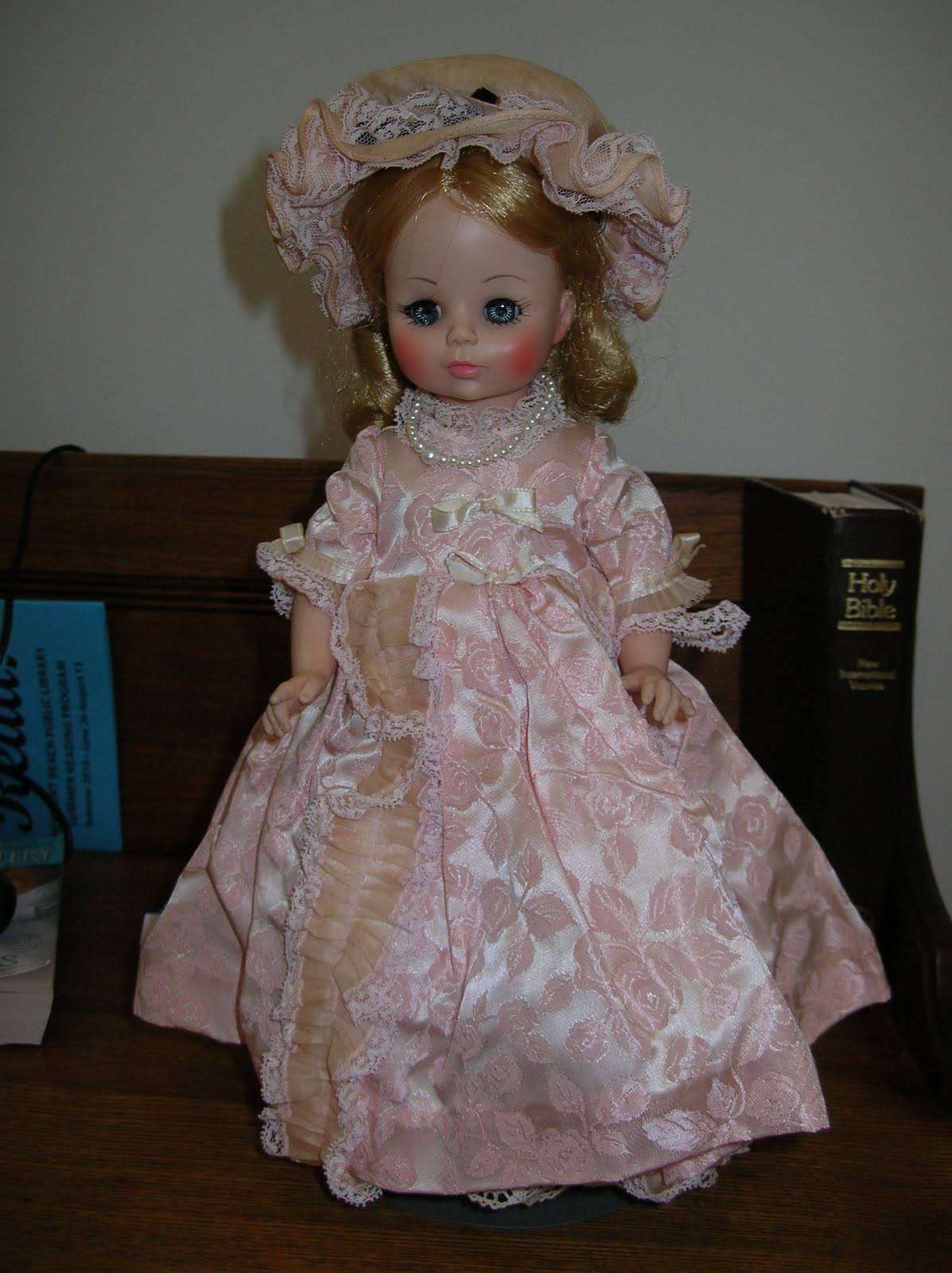 The Crazy Crouts: Passing on Memories- Madame Alexander Dolls