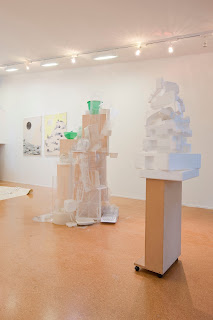 Eve Armstrong - Outlet (installation view)