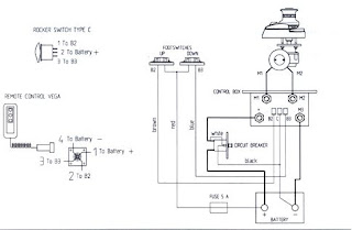 good windlass wiring diagram