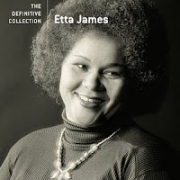 FYI this is what Etta James  looked like as a young singer: