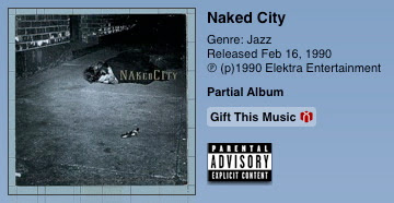Naked City at iTunes with explicit content warning