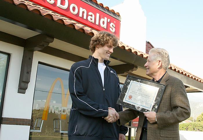 [McDonaldsAward.jpg]