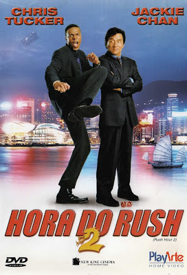 A Hora do Rush 2 - DVDRip Dual Áudio