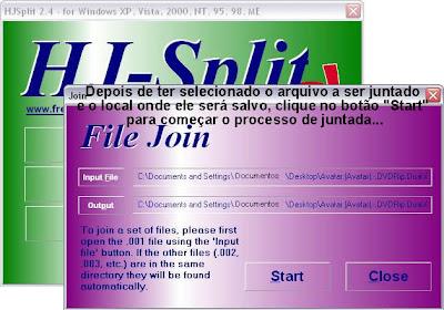 Imagem+5 Como Juntar Arquivos .001? Download Filmes Grátis