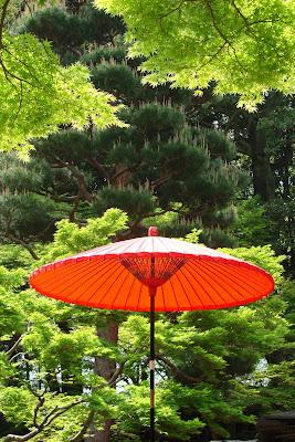 Jardin Koshikien à Nara