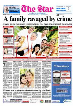 A Family Ravaged By Crime