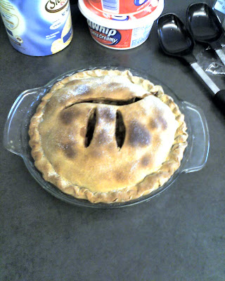 Urn's apple pi