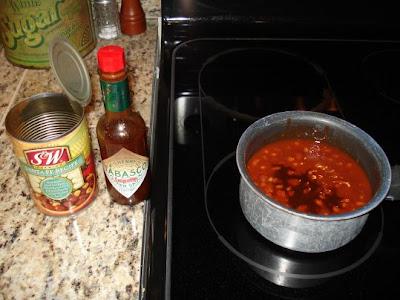Beans n chipoodle