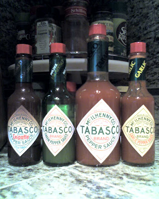 Tabasco lineup