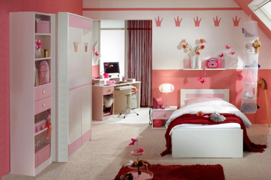 Girl's Bedroom Decorating Tips