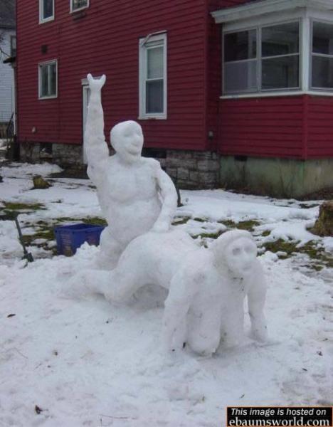 Snowmen Sex 61