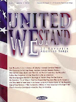 Cover of Songbook titled United We Stand