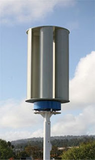 PacWind, Inc. Alpha Series Sea Hawk Vertical Axis Wind Turbine