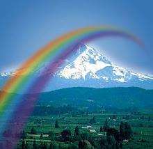 beautiful rainbow... God's Covenant