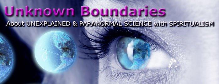 Unknown Boundaries