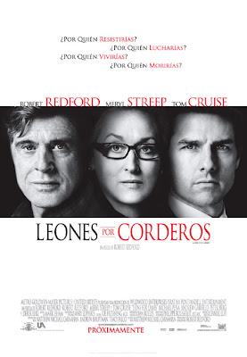 Leones Por Corderos (2007) | DVDRip Latino HD GDrive 1 Link