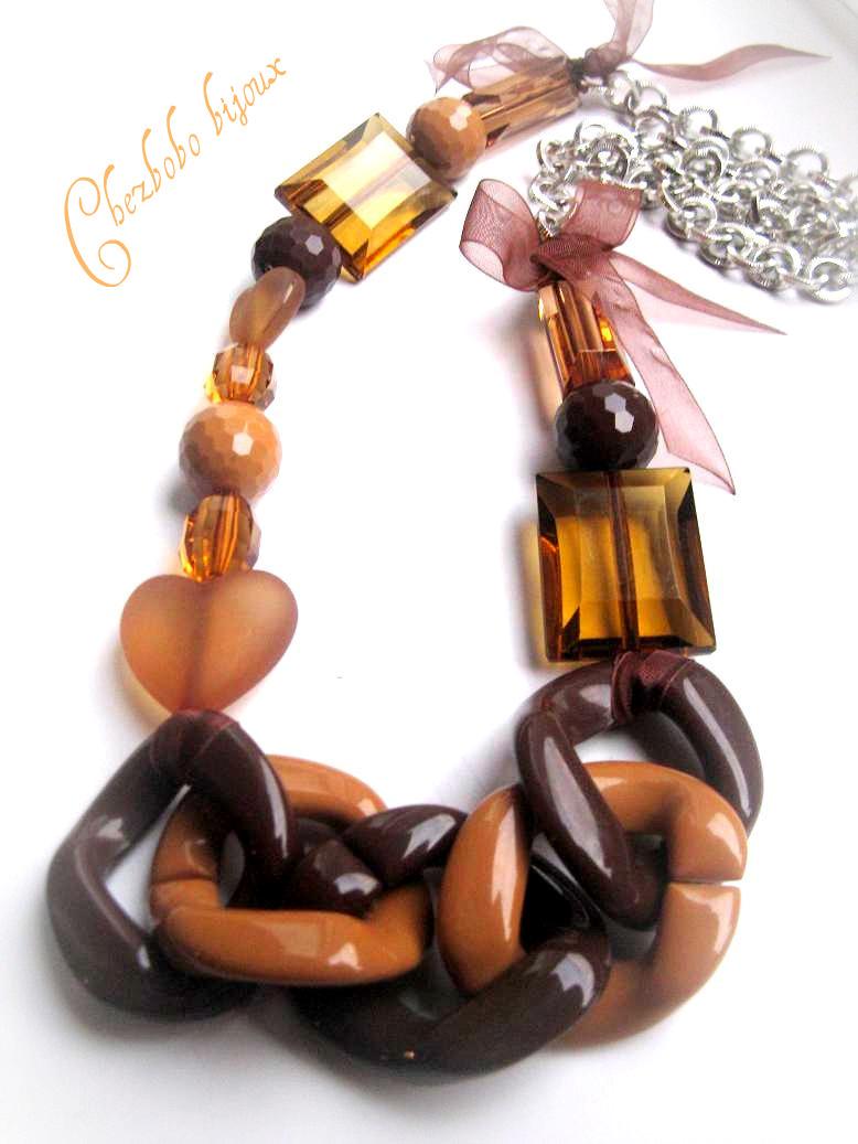 vendita calda online ede1f 90b31 ChezBobo Bijoux: Colorate e sfrontate, in plexiglas e resina